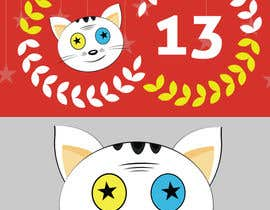 #21 for Funny Cat Logo redesign by AlamArts