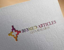#72 for BioMedArticles logo by naheedmohammad