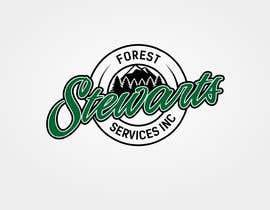 Nambari 14 ya Design a Logo Stewart's Forest Services Inc na isyaansyari