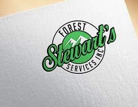 Nambari 6 ya Design a Logo Stewart's Forest Services Inc na imbikashsutradho