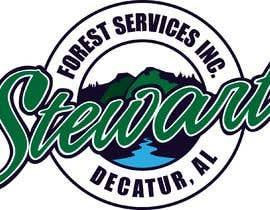 Nambari 5 ya Design a Logo Stewart's Forest Services Inc na Stevenhroomero