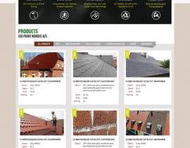 Nro 56 kilpailuun Design a website for a danish company käyttäjältä massoftware