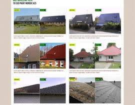 Nro 57 kilpailuun Design a website for a danish company käyttäjältä massoftware