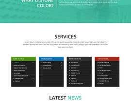 Nro 63 kilpailuun Design a website for a danish company käyttäjältä syrwebdevelopmen
