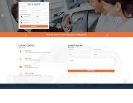 #2 for Landing Page + form contact by abdullraahmaan