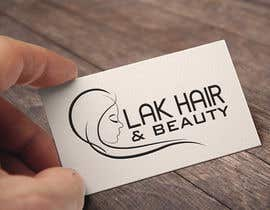 Nambari 141 ya Design eines Logos for LAK Hair & Beauty na BDSEO