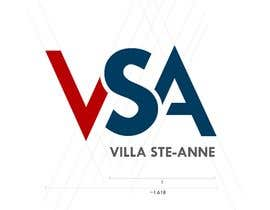 #54 for Design logo : Use letters : VSA and below : Villa Ste-Anne by whenitapproaches