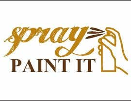 """Nambari 5 ya A logo to represent what we do . We are called """"Spray paint it"""" We spray paint upvc windows, doors, conservitories, kitchens to any ral colour, on site na AnnaVannes888"""