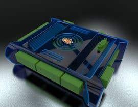 Nambari 6 ya Make a Cool Snap Fit Enclosure to be 3D printed for a CNC Control Board na dzen0