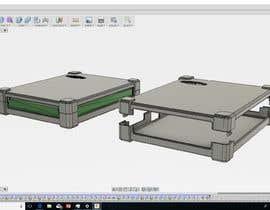 Nambari 13 ya Make a Cool Snap Fit Enclosure to be 3D printed for a CNC Control Board na vikisk