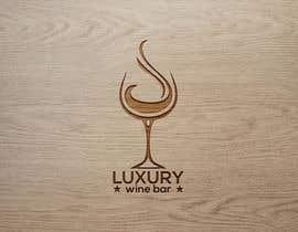 Nambari 17 ya Brand logo - luxury wine bar na HMmdesign