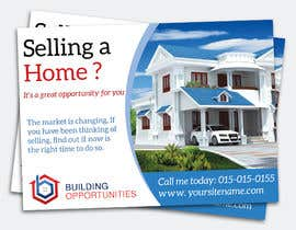 #8 for Motivated seller (REalEstate) POSt card by Hasan628