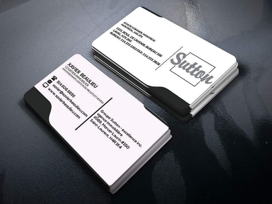 entry 43 by armanhp for business card real estate broker 2