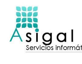 #14 para Design a logo for Asigal S.L. (informatic services) de karthic2914