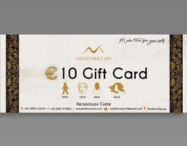 #30 for Spa Gift Certificate by princegraphics5