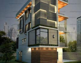 Nambari 11 ya I need a 3d rendered very high quality design for the exterior of my apartment building. na harijithsr