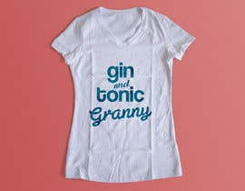 #41 for Quick Design a G&T T-Shirt by Exer1976