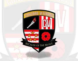 Nambari 11 ya Football (Soccer) Logo for a USA military veterans football team na ZdravkoLovric