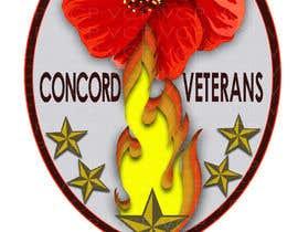 Nambari 33 ya Football (Soccer) Logo for a USA military veterans football team na castellaniva