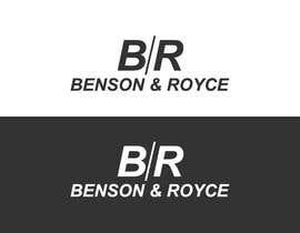 Nambari 150 ya Design logo ( Benson & Royce ) na isratj9292