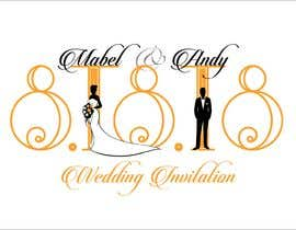 #29 for Design a Logo for a wedding invitation by desaichokri