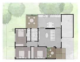 nº 10 pour Architecural design for renovation of unit / villa in Melbourne par olafkramer