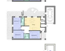 nº 21 pour Architecural design for renovation of unit / villa in Melbourne par olfrelancer
