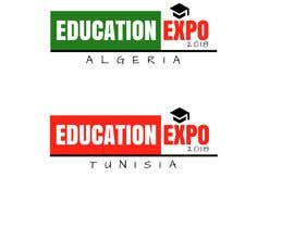 Nambari 216 ya Design a logo for 2 Education Expo na JayDesk