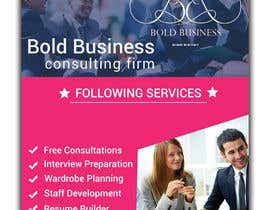 #18 for Bold Business flyer by jubayerkhanab