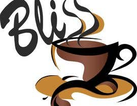 "nº 27 pour Logo design - ""Bliss"" on hot paper cup par harshkukadiya"