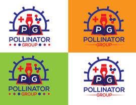 Nambari 128 ya Design a Logo for my social innovation company called the Pollinator Group na rafiul2018