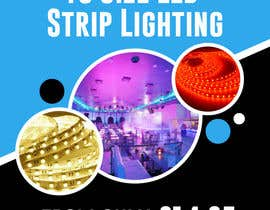 Nambari 41 ya Create a Awesome Email Banner - Promoting our LED Strip Lighting Range na owlionz786