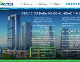 #14 для Mejorar diseño web de www.darsa.es от ModernsC