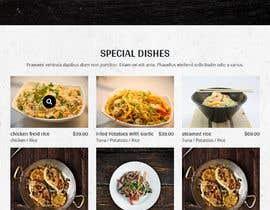 Nambari 11 ya A Website for Restaurant -- 2 na monirbishal1