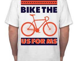 Nambari 4 ya Bike The US fo MS na mdaslammolla