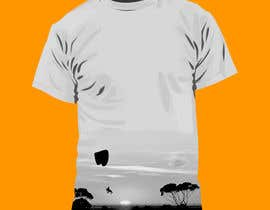 #44 for Convert picture to Tshirt Design by specters