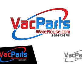 #121 for Logo Design for VacPartsWarehouse.com af akshaydesai