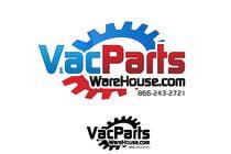 Graphic Design Bài thi #381 cho Logo Design for VacPartsWarehouse.com