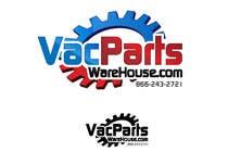Graphic Design Bài thi #389 cho Logo Design for VacPartsWarehouse.com