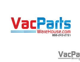 #102 for Logo Design for VacPartsWarehouse.com af akshaydesai
