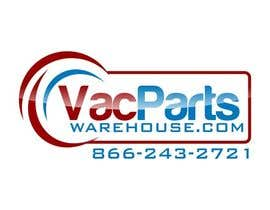 #87 for Logo Design for VacPartsWarehouse.com af trying2w