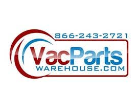 #88 for Logo Design for VacPartsWarehouse.com af trying2w