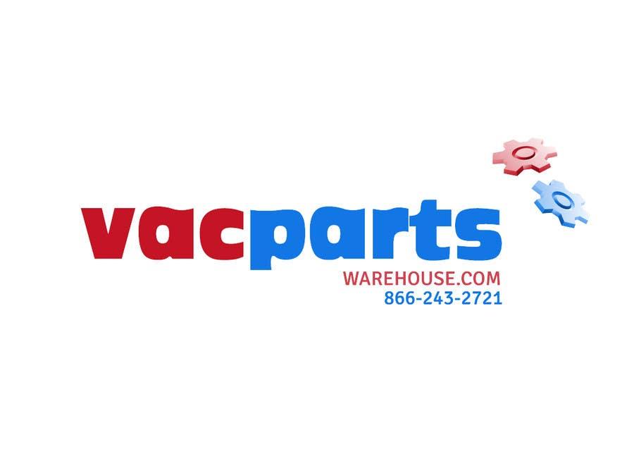 Bài tham dự cuộc thi #448 cho Logo Design for VacPartsWarehouse.com