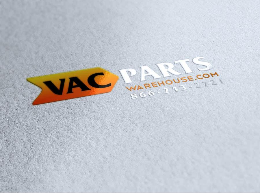 Bài tham dự cuộc thi #457 cho Logo Design for VacPartsWarehouse.com