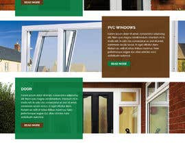 #25 for Build windows and doors company website by WebCraft111