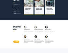 #5 for Build windows and doors company website by nemanjatan