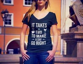 #22 para Make 2 Variations Of T-Shirt Design por nazrulbd9840