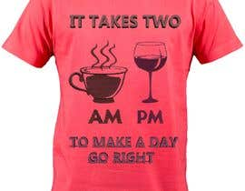 #2 para Make 2 Variations Of T-Shirt Design por katrinspasova