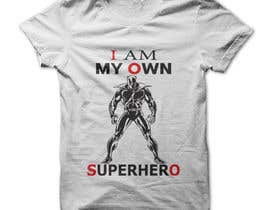 nº 65 pour I Am My Own Superhero par shawonbd58
