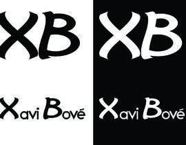 "Nambari 346 ya Personal Brand Logo ""Xavi Bové"" na ivanovicmihajlo"